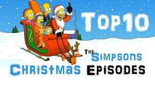 Best Simpsons Christmas Episodes