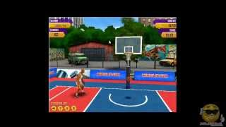 Basketball-Jam-Shots walkthrough miniclipgames