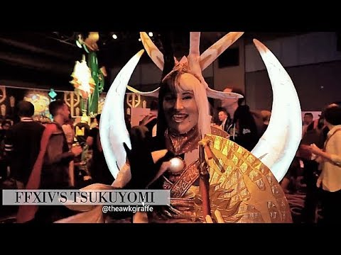 Tsukuyomi Cosplay Interview
