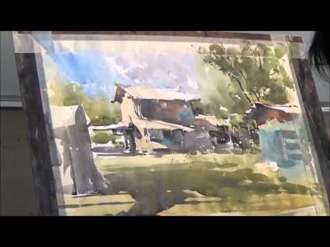"""""""Neighborhood"""" by Direk Kingnok"""