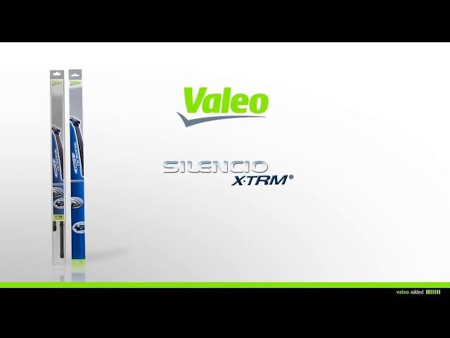 Valeo Silencio X-trm - Крепление Боковой Штырь (Side Pin)