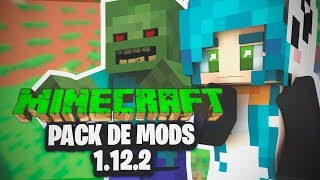 PACK DE MODS || MINECRAFT 1.12.2 || NEW PANDIGAMES (+ FORGE)
