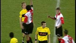 10/10 Final Feyenoord Rotterdam - Borussia Dortmund, Second Half, Full Match