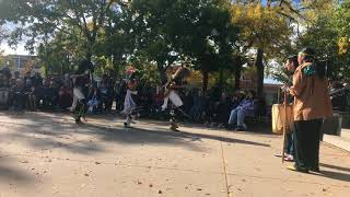 Indigenous Peoples Day Celebration 2017 - Ohkay Owingeh Two Spirits Dance Group Clip 3