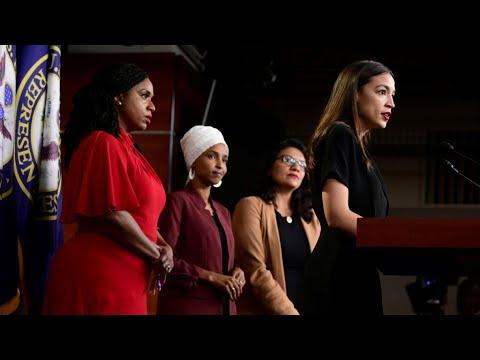 Cámara baja condena ataques de Trump a congresistas demócratas