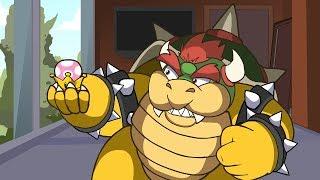 Mario Shots: Doug Bowser's Transformation