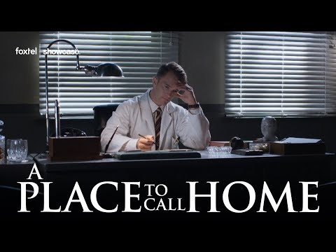 Tim Draxl on Henry's relationship with James in Season 5 | A Place To Call Home