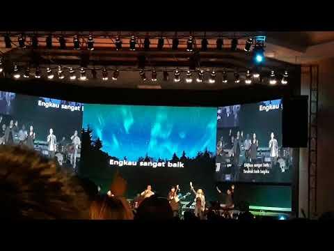 NDC Worship Live In Malang - Berkat KemurahanMU