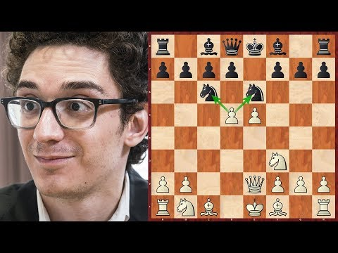 Caruana Is Lost By Move 6... And Almost Wins!