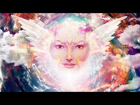 777 Hz Music 💫 DIVINE SOUND ⚛️ Awareness Dimension⎪Angelic Scale Tone 🌈 Solfeggio MATRIX