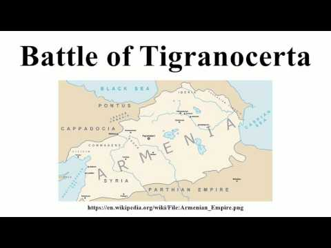 Battle of Tigranocerta