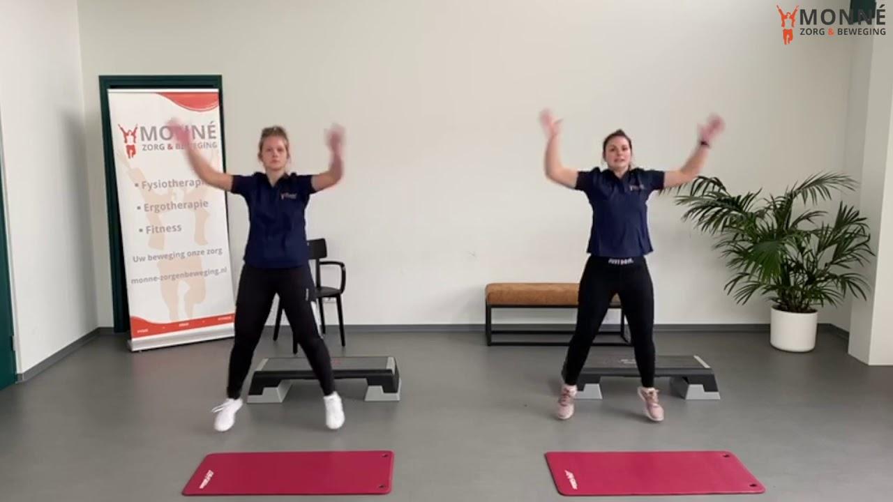 Thuis workout • Monné Zorg & Beweging