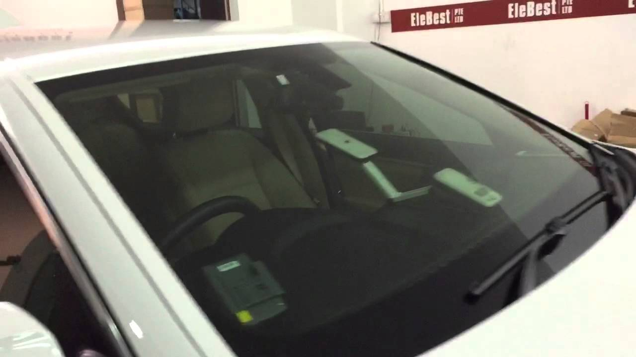 BMW Original Antitheft Alarm System SA302 Retrofitted