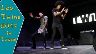 Les Twins 2017 - Les Twins After Win World Of Dance 2017 in Texas - Best Dance Of The World 2017