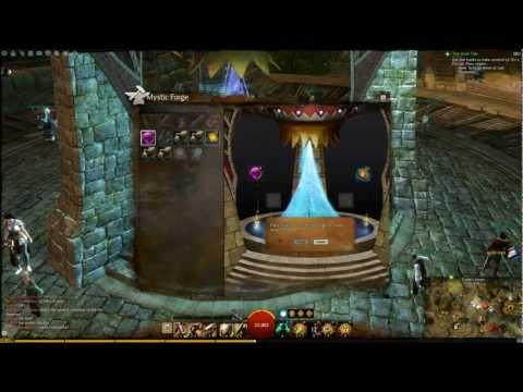 Guild Wars 2: Mystic Forge New Recipe (Mystic Chest)