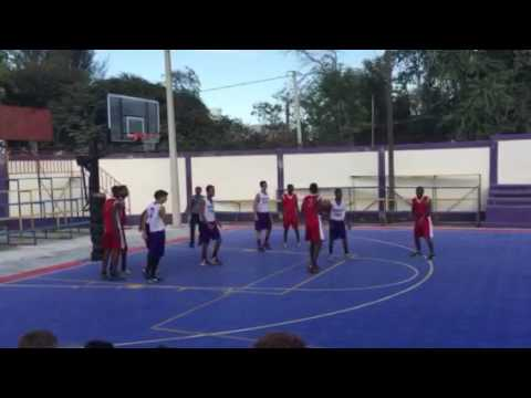 High School Basketball in Haiti