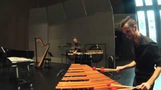 Ghanaia - Marimba & Percussion by Richard Pacini & Tommaso Sassatelli