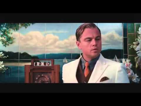 Great Gatsby 2013 Clock Symbolization Youtube