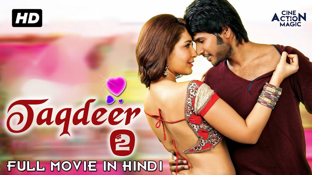 TAQDEER 2 (2020) New Telugu Hindi Dubbed Blockbuster Movie | South Romantic Love Story Movie Hindi
