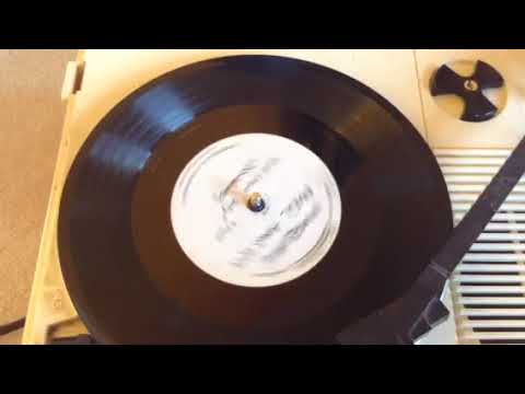 Unreleased 1965 UK Demo Acetate by The Dowlands - Beat / Joe Meek / Immediate Music !!!