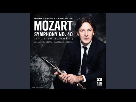 Mozart: Symphony No. 40 in G Minor, K. 550 - (2nd Version) - IV. Allegro assai mp3