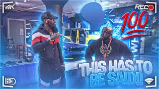 CANT BELIEVE IT CAME TO THIS!! FT @Kali Muscle