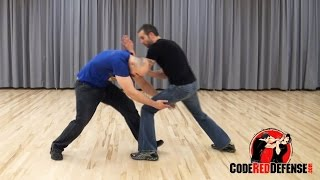 Defense against a Tackle - Self Defense