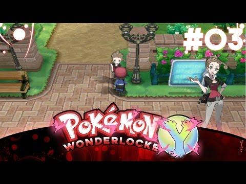 """ALEXA HELLA THICCC"" Pokémon Y WonderLocke Ep  3"