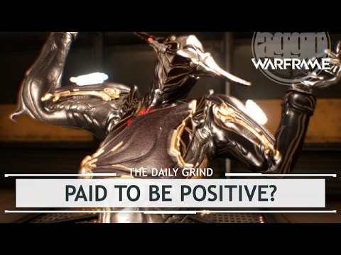 Warframe: Full Disclosure - Does DE Pay Me to be Positive? [thedailygrind]