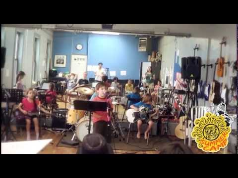 Brooklyn Music Factory CAMP 2012: Full Length