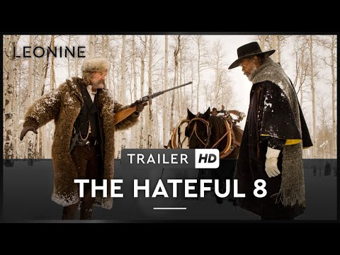 The Hateful 8- Trailer (deutsch/german)