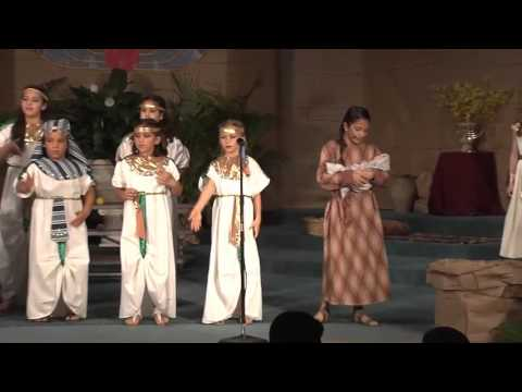 MTC Champions Of Truth Christmas In Egypt 120515