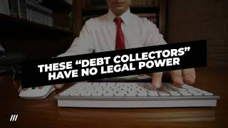 Phoney Debt Collection