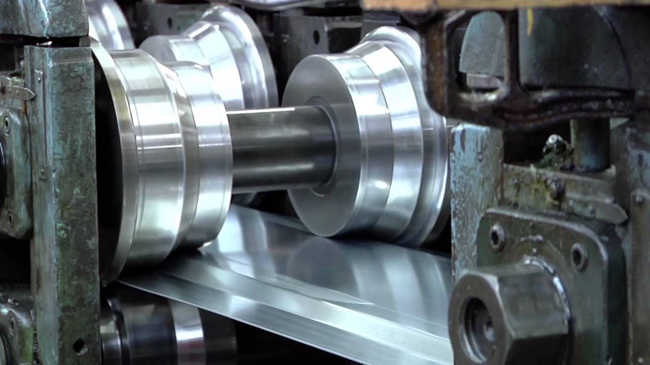 Dahlstrom Roll Form - YouTube