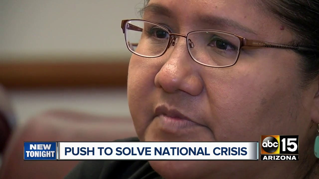 Phoenix, Arizona: Push To Solve Native American Crimes