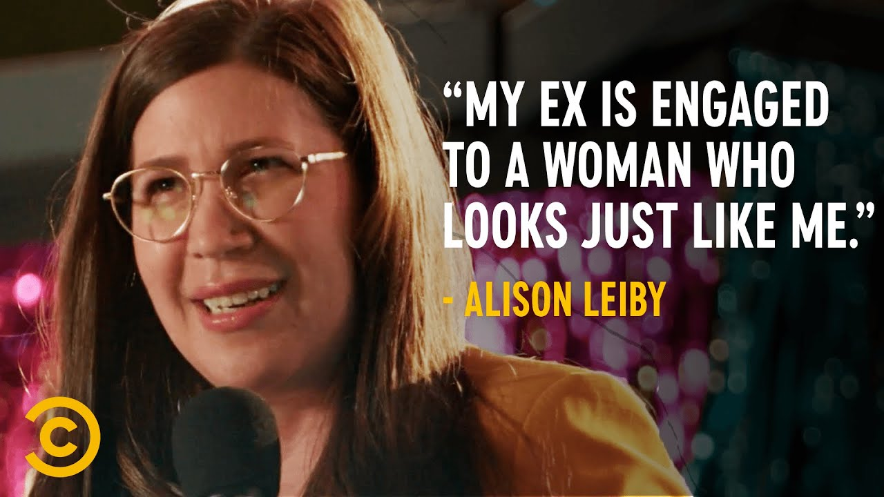 When Your Ex Gets Engaged - Alison Leiby - Ilana Glazer Presents Comedy on Earth: NYC 2020-2021