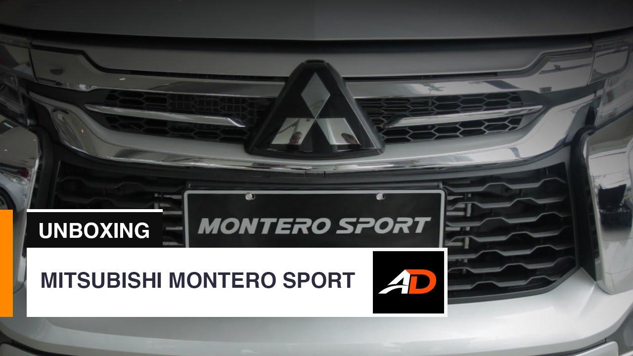 2016 mitsubishi montero sport gt 4wd autodeal unboxing