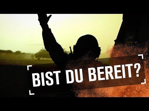 BIST DU BEREIT? | Mali | Bundeswehr Exclusive | Offizieller Trailer