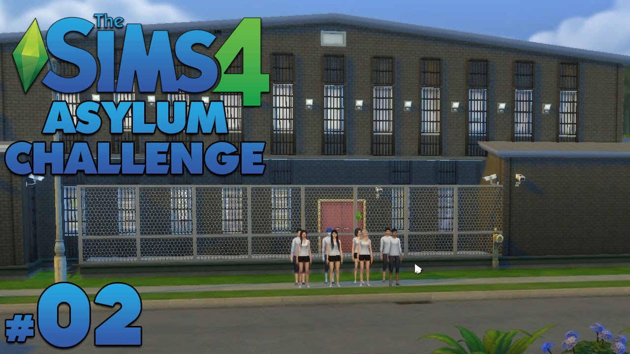 Sims 2 asylum challenge lots of fish dating 2