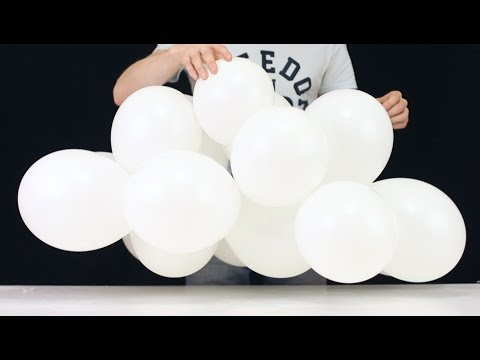 Thumbnail: 8 AWESOME BALLOON LIFE HACKS!