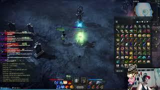 Lost ark CBT2 - arcana - lvl30 hardmode dungeon