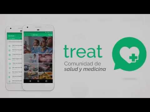 Comunidad y Chats de Salud y Medicina - Treat