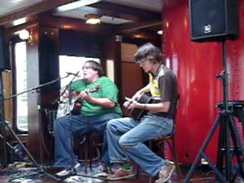 Mike Liuzza and Matti Pekkanen performing 'Redhead...