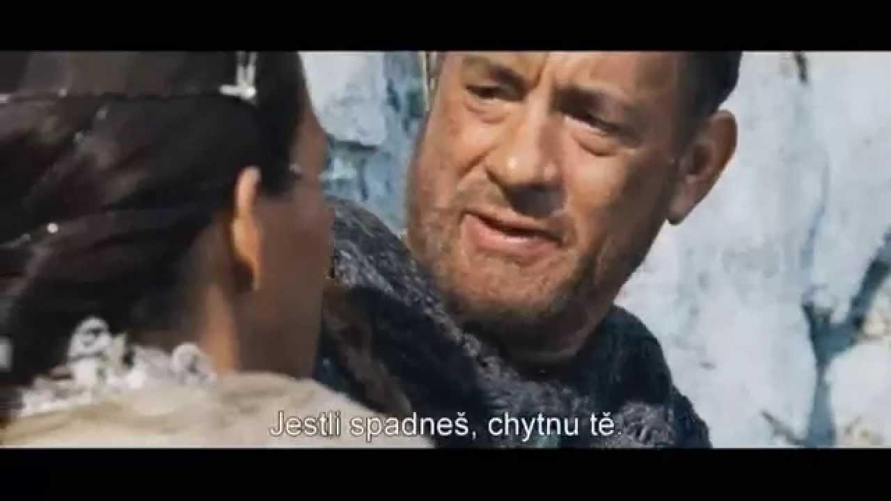Atlas mraků CZ - oficiální český HD trailer (2012)