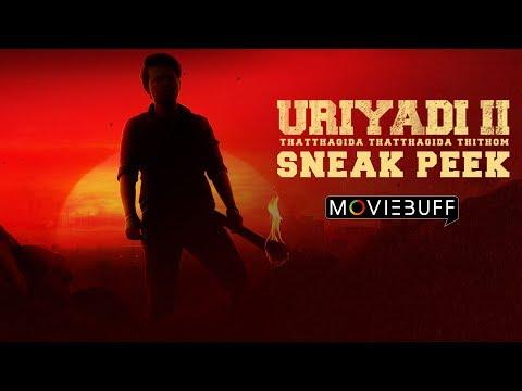 Uriyadi 2 - Moviebuff Sneak Peek   Vijay Kumar, Vismaya   Suriya Sivakumar   Govind Vasantha