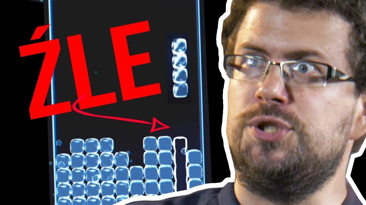 Tetris, gra, w którą całe życie grasz źle
