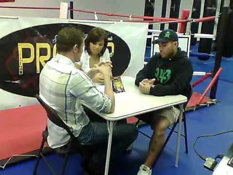 Skelly vs Gonzalez   Interview