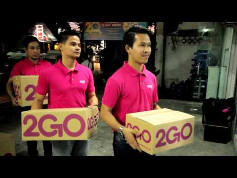 2GO Express Inc. 2GO the Distance