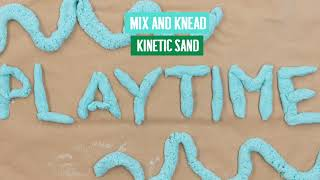 DIY Kinetic Sand Recipe for Kids  How to Make Kinetic Sand at Home