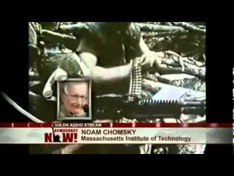 Noam Chomsky on Syria, 11 Sept 2013